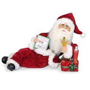 NEW Karen Didion Originals Martini Mixer Santa